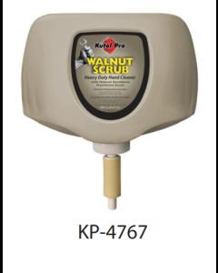KP-4767 KUTOL PRO WALNUT SCRUB HAND CLEANER W/ NATURAL SCRUBBERS 2000mL 4/CS