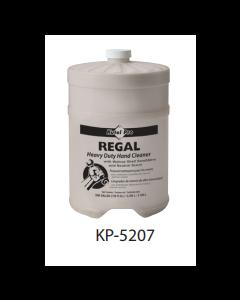 KP-5207 KUTOL REGAL HAND CLEANER NATURAL SCRUBBER 1GAL, TAN, NEUTRAL FRAGRANCE 4/CS