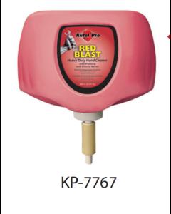 KP-7767 KUTOL PRO RED BLAST HEAVY DUTY HAND CLEANER W/ PUMICE 2000mL 4/CS
