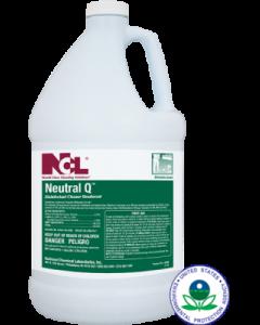 NCL-0248-29 NEUTRAL-Q DISINFECT NEUTRAL CLEANER 1GAL 4/CS
