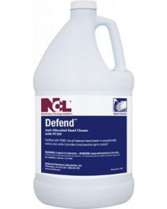 NCL-0410-29 DEFEND ANTIMICROBIAL CLEANER W/ PCMX 1GAL, EA
