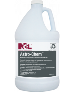 NCL-1020-29 ASTRO-CHEM INDUSTRIAL DEGREASER CLEANER 1GAL 4/CS