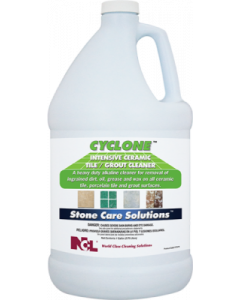 NCL-2516-29 CYCLONE TILE & GROUT CLEANER 1GAL EA