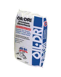 OD-I05040-G50 OIL DRI PREMIUM ABSORBANT 40LB BAG, EA