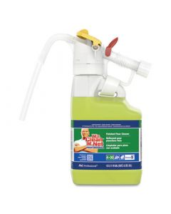 PGC72000 DILUTE TO GO MR CLEAN FINISHED FLOOR CLEANER LEMON SCENT 4.5L JUG EA