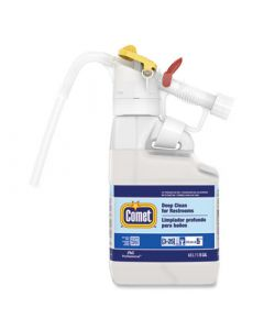 PGC86678 DILUTE TO GO, COMET DEEP CLEAN FOR RESTROOM FRESH SCENT 4.5L JUG, EA