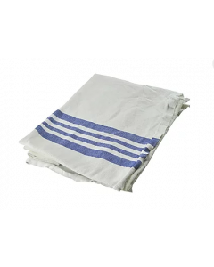 RAG-35-45#P Product may vary from pic. Comes in either pure white or striped.