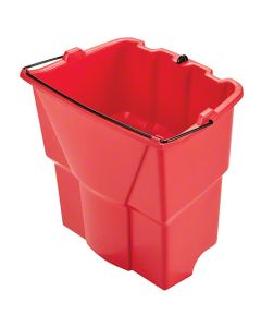 RC-2064907 BUCKET DIRTY WATER 18QT FOR THE 35qt RED WAVEBRAKE