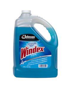SCJ-696503 WINDEX RTU GLASS CLEANER WITH AMMONIA 1GAL 4/CS