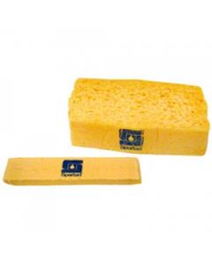 "SP-9963-25 SPARTAN COMPRESSED SPONGE 5.5"" x 3.625"" x 1.5"", EA"
