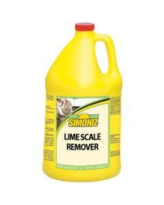 SZ-L2125004SIMONIZ LIME SCALE REMOVER 4/1GAL/CS