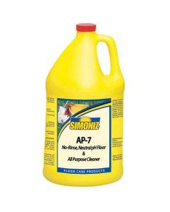 SZ-P2666004 SIMONIZ FLOOR ALL-PURPOSE CLEANER-7 (AP-7) 1GAL, 4/CS